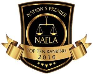 Nature Premiere Top Ranking - Hilliard & Swartz, LLP - Family Law & Divorce Attorney in Charleston, WV