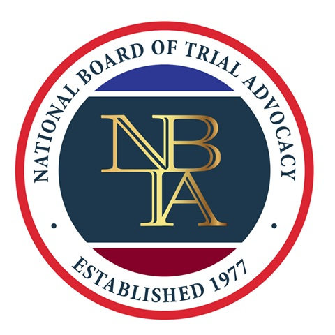 National Board of Trial Advocacy - Hilliard & Swartz, LLP - Family Law & Divorce Attorney in Charleston, WV